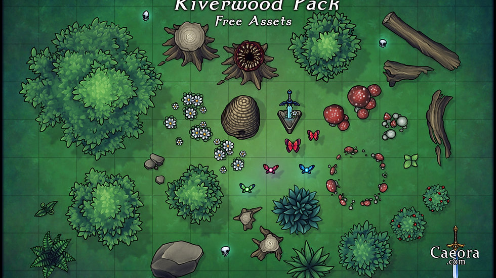 Riverwood Assets - Free