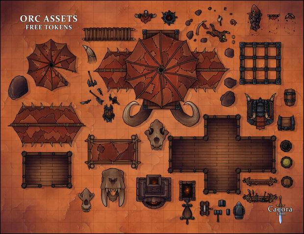 Orc Assets