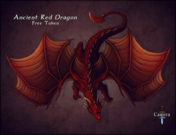Red Dragon Display