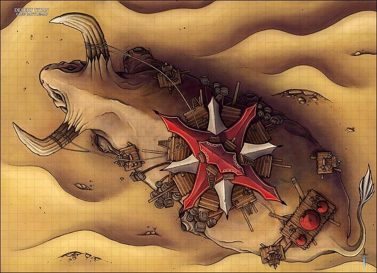 Desert Titan