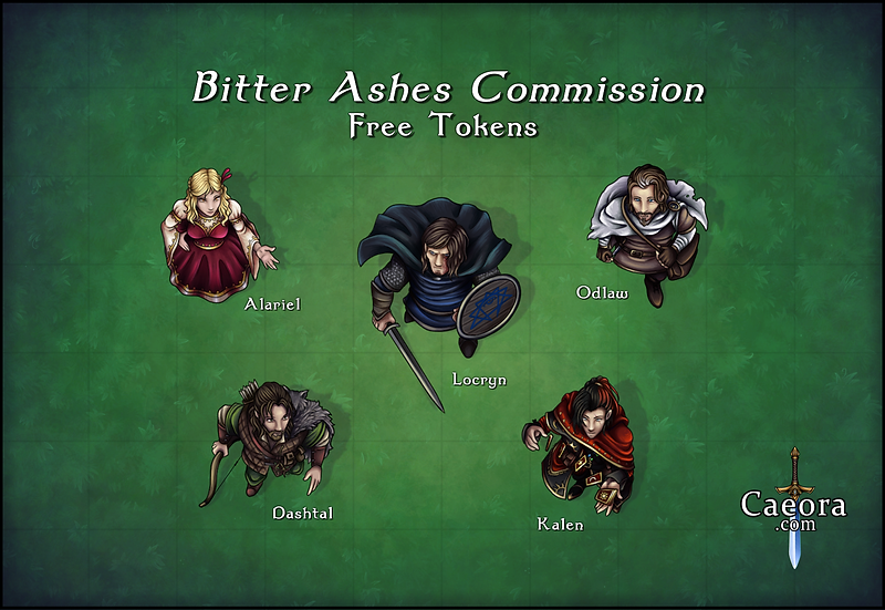 Bitter Ashes Commission