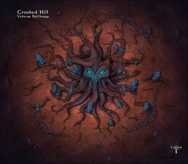 Crooked Hill Variants