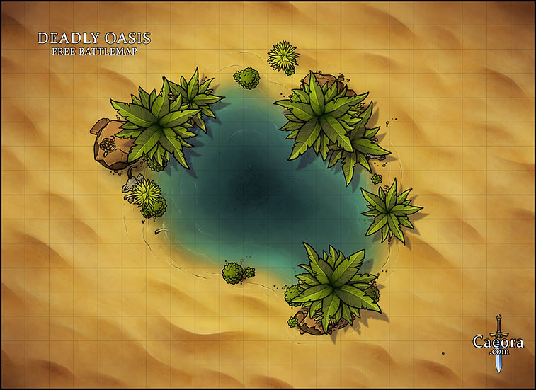 Deadly Oasis