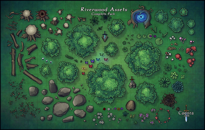 Riverwood Assets - Complete