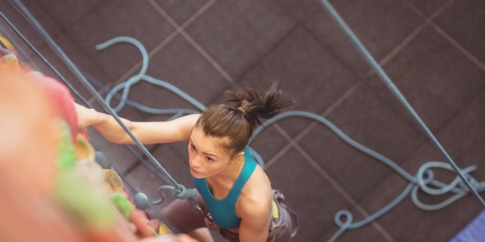 [Free]Top-rope Climbing lessons for beginner@BETA Shinjuku