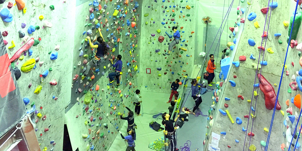 [Free]Climbing free lessons, Tuesday Night@T-WALL Edogawabashi