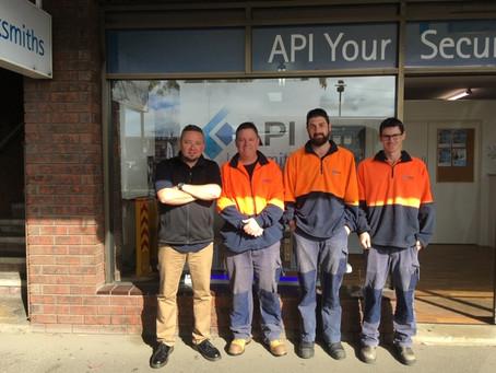 API Locksmiths Geelong Branch Closure