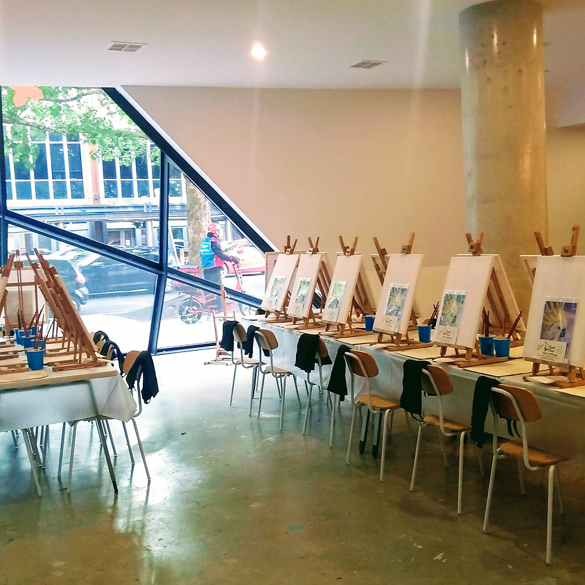 Private Event @ Paint Pinot - Studio 1, Braddon Canberra