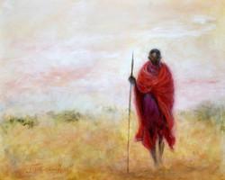 Maasai Tracker