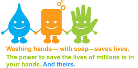 Washing Hands, Saves Lives