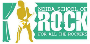 Noida School of Rock logo