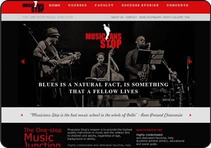 Musicians Stop