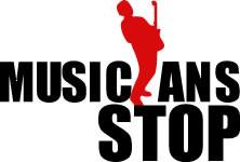 Musicians Stop Logo
