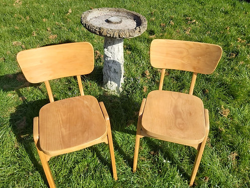 Pair of Centa chairs