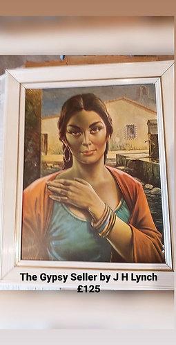The Gypsy Seller by J H Lynch