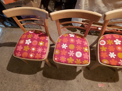 Kitchen chairs - NEW SALE PRICE
