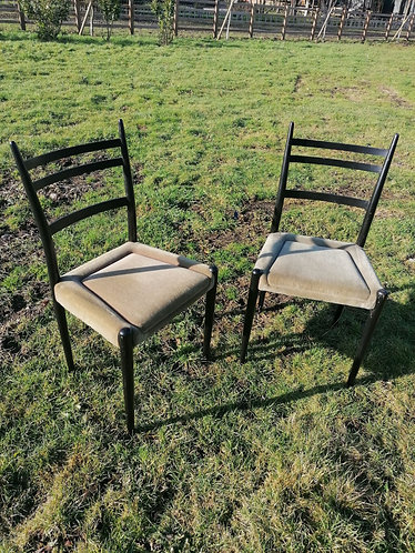 Pair of G Plan Librenza chairs