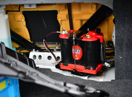 OPTIMA(オプティマ)バッテリー