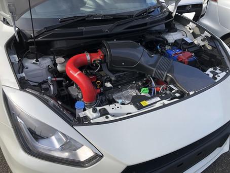 ZC33Sスイフトスポーツ、モンスタースポーツ製タービン交換コンプリートカー☆ECUチューニング!