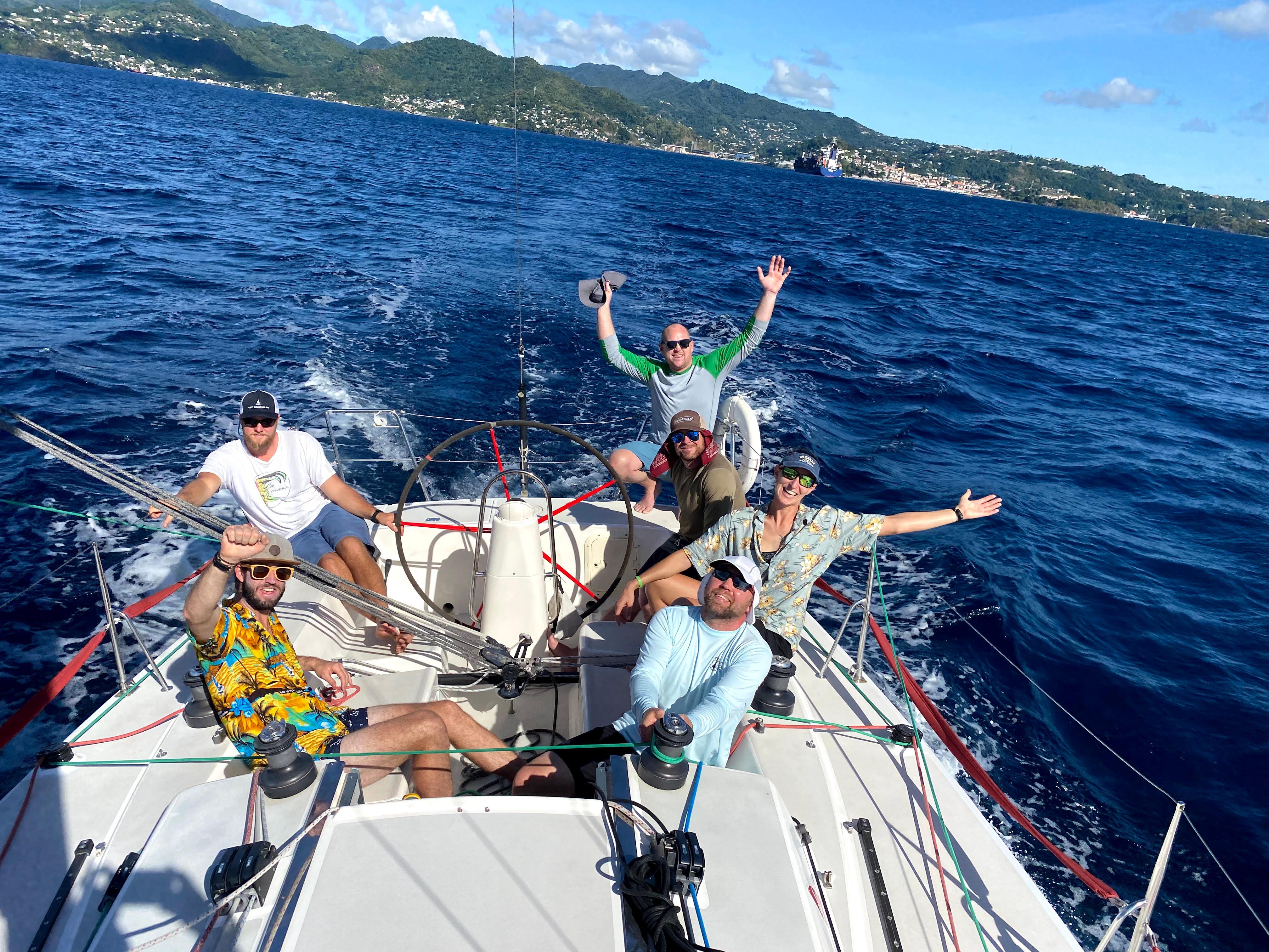 2 Hour Sail