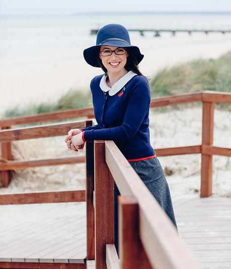 Angela Costigan, children's author