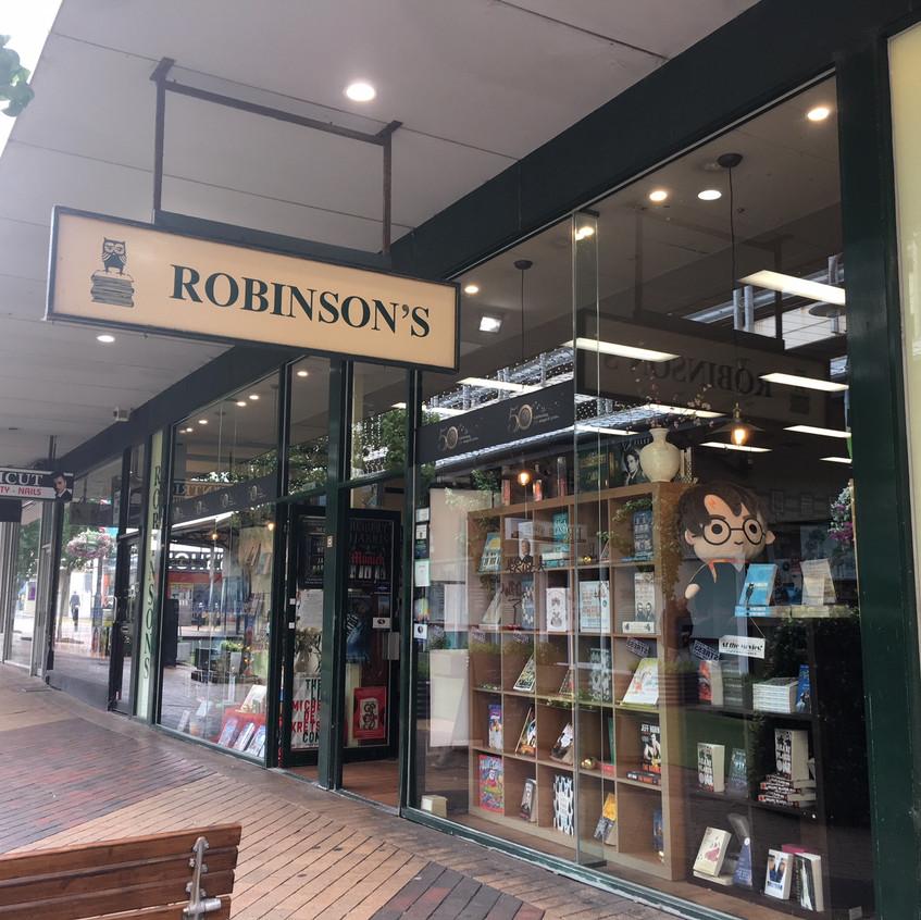 Robinsons exterior