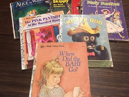 Books I Adore - Intro