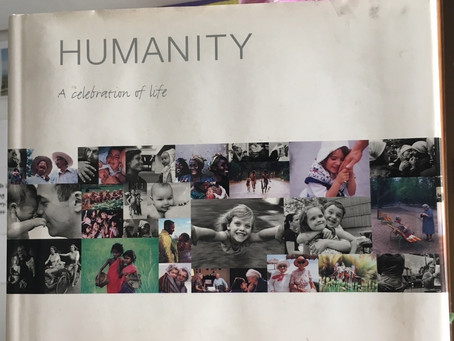 Books I Adore - 'Humanity, A Celebration of Life'