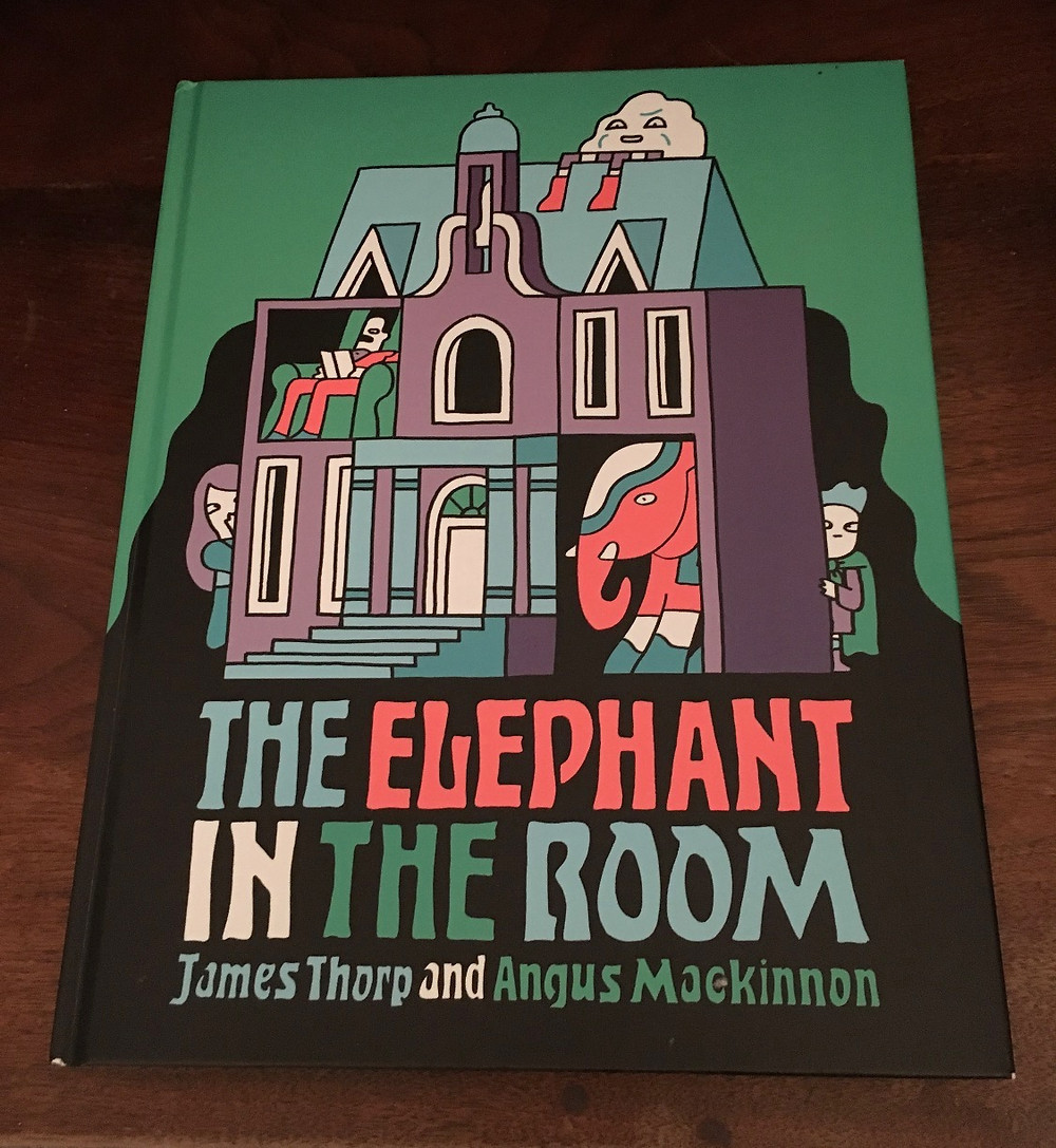 The Elephant in the Room, James Thorp and Angus Mackinnon