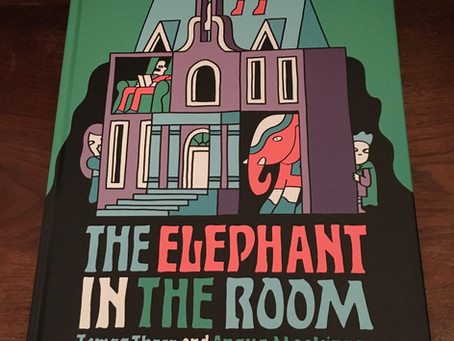 Books I Adore - The Elephant in the Room