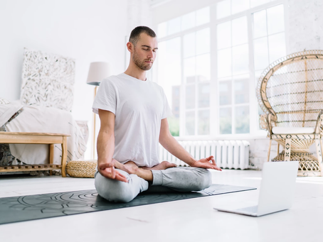 Learning meditation online. Is it possible?