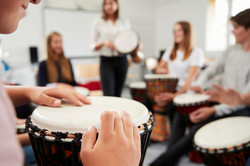 Drumming with your Team