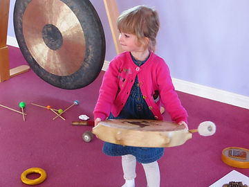 Sound Therapy Relaxation for Children Mayo Galway
