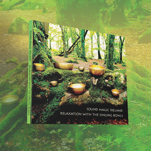 Relaxation with the singing bowls MP3 - 2014