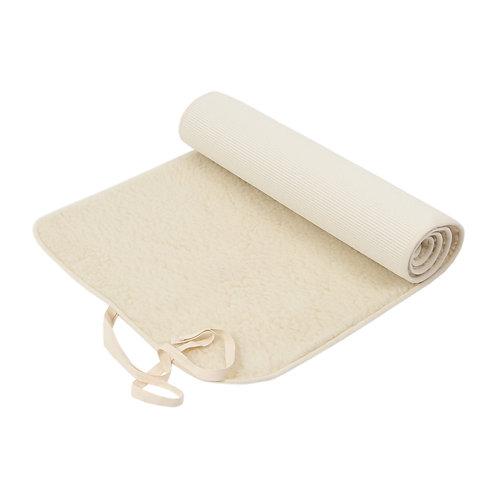 Set of 9 Merino wool yoga/relaxation mats