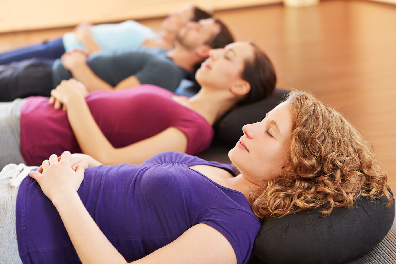 Yoga Nidra and Relaxation