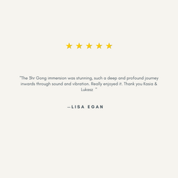 Client Review Instagram Post Modern Eart