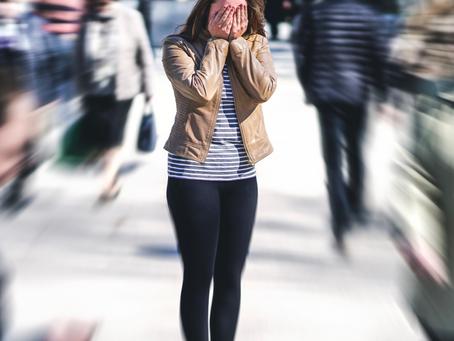 Jak radzić sobie w sytuacjach nagłego stresu lub ataku paniki?