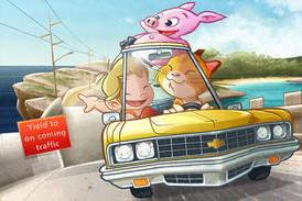 Little Lars - Children's Fiction