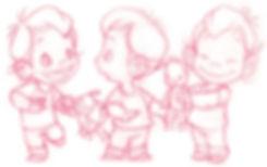 Lars - childrensbook character design