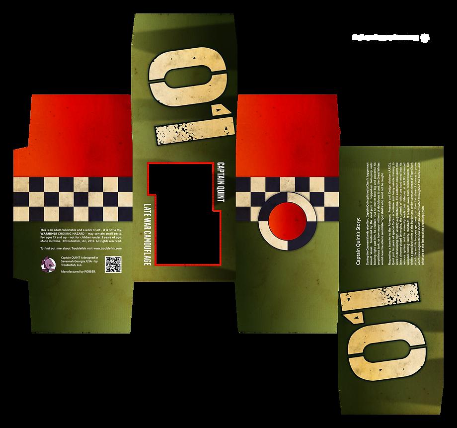 designer toy packaging