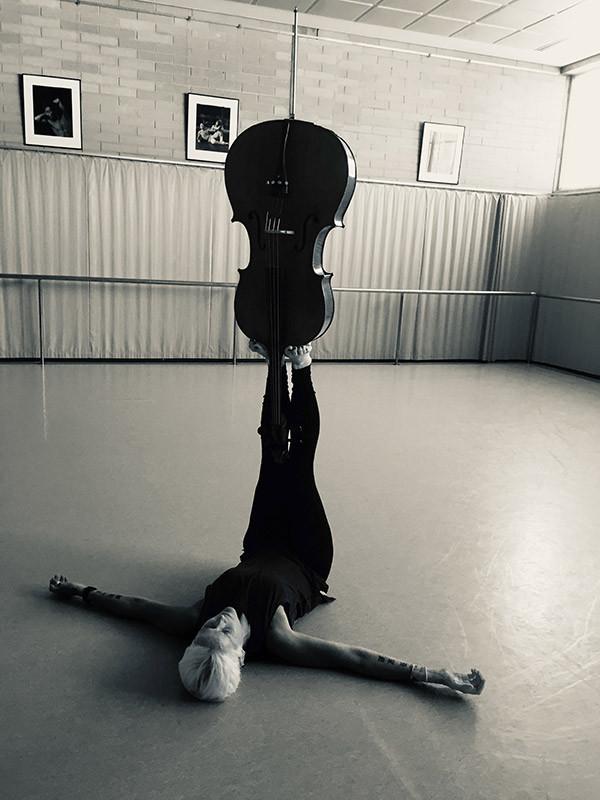 Sally Richardson in Studio Practice