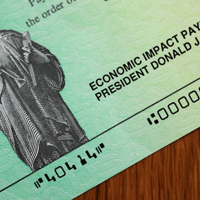 What's up with the stimulus payment?