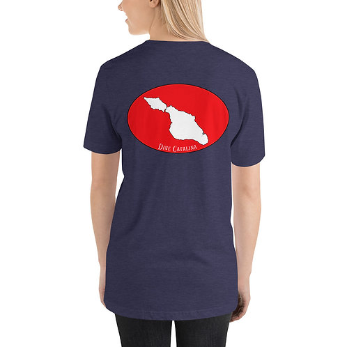 Dive Catalina Short-Sleeve Unisex T-Shirt