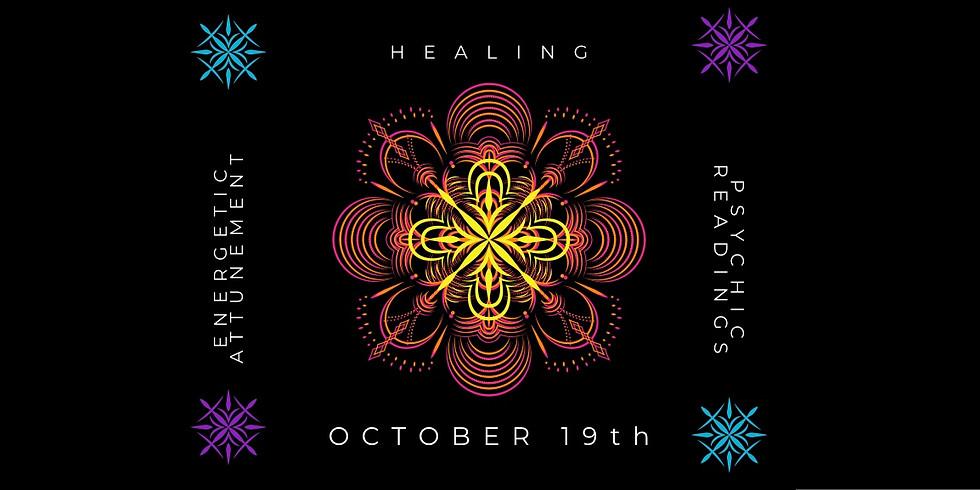 An Evening of Healing