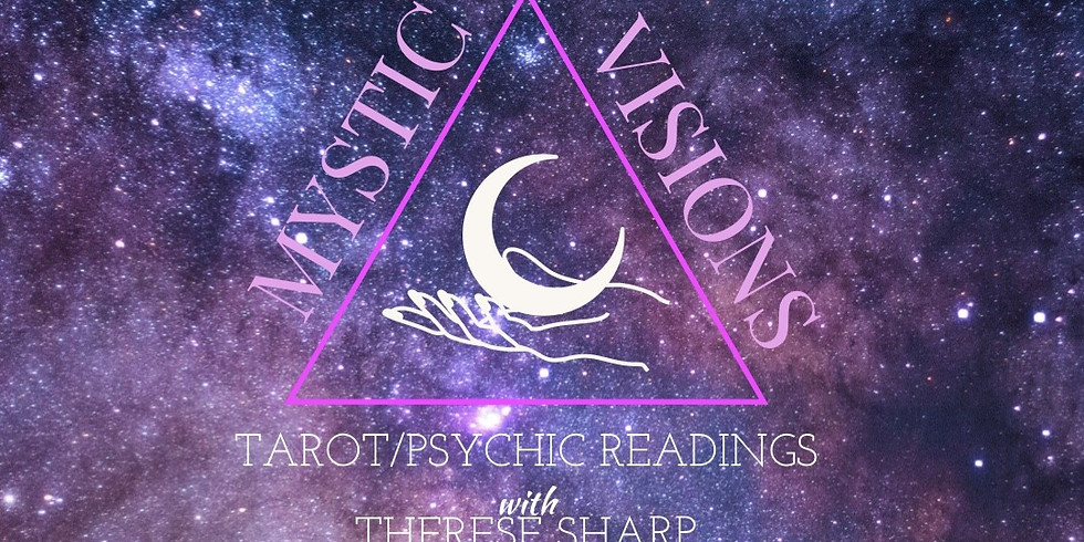 Tarot/Psychic Readings with Therese Sharp