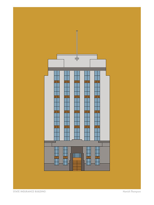 State Insurance Building, Christchurch