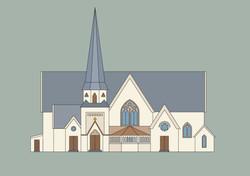 Old St Paul's Church, Wellington