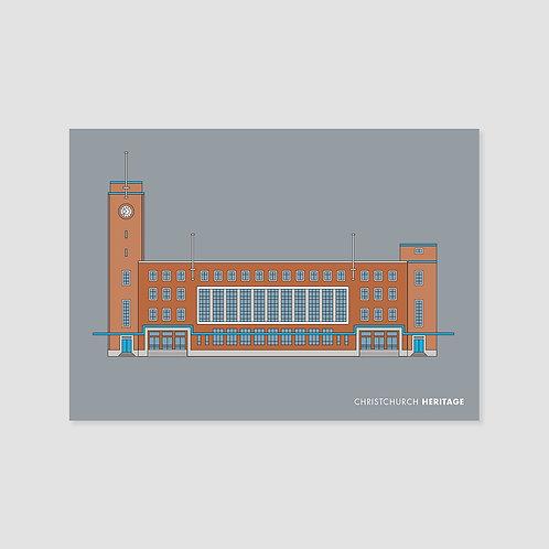 Christchurch Railway Station