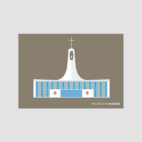 St Francis de Sales, Wellington